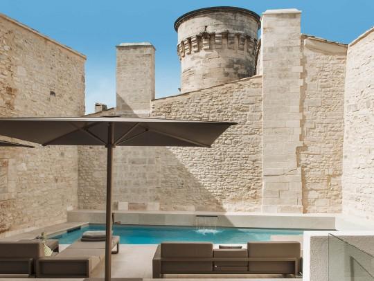 BILD:                       Hotel de Tourrel   St.-Rémy-de-Provence